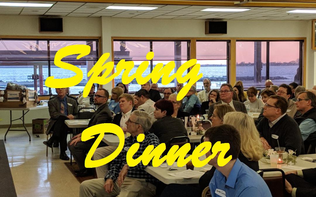 2019 Spring Dinner!